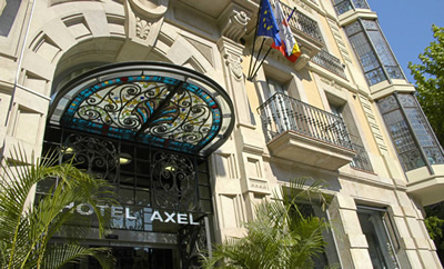 The Axel Gay Hotel, Barcelona