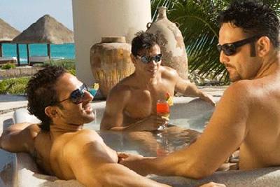 Gay resorts