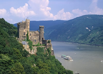 Gay river cruises Europe