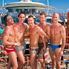 Gay cruises - a booming market