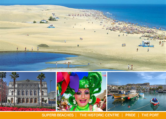 Gay Gran Canaria - one of Europe's top gay destinations