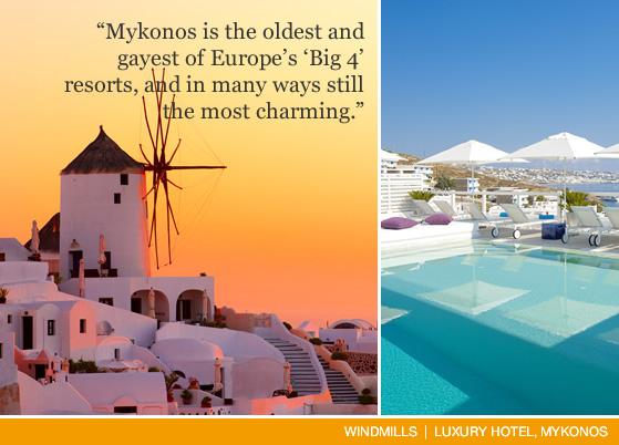 Mykonos - a gay gude