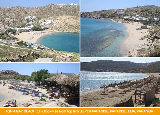 Mykonos gay beaches