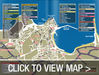 Click to vew a map of Gay Mykonos