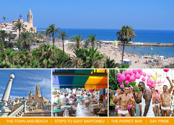 Sitges - one of Europe's 'BIG 4' gay resorts