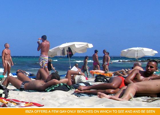 Ibiza - a gay gude
