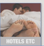 Gay hotels South of France