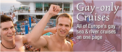 Gay Cruises in Europe