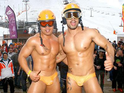 are spartans gay