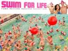 Swim for life! Brussels, Belgium