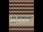 Late Rembrandt Amsterdam