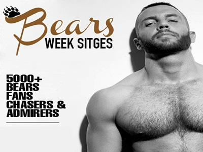 International Bears Week Sitges