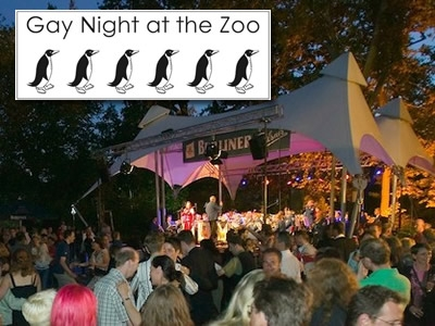 Gay Night at the Zoo, Berlin