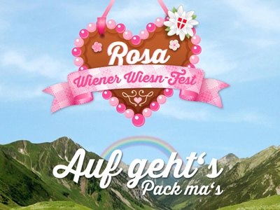 Wiener Wiesn-Pink - Gay Festival Vienna