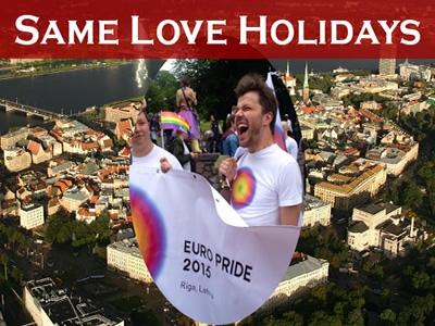 EuroPride 2015 Riga & Stockholm Gay Tour