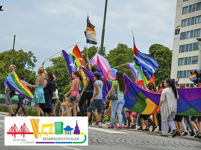 Malmo Gay Pride - Sweden