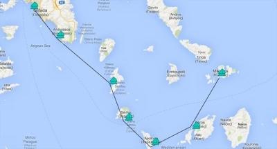 GaySail: Athens - Paros - Mykonos