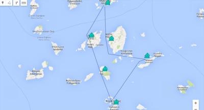 GaySail Special: Mykonos-Santorini-Mykonos