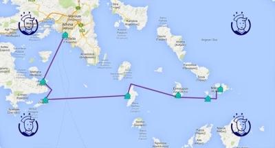 GayNudeSail Special: Mykonos-Poros-Athens