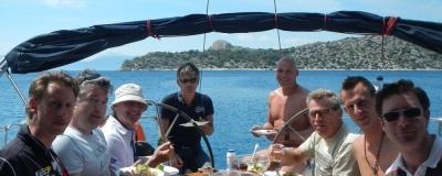 GaySail Special: Athens- Patras-Zakynthos