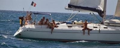 GayNudeSail: Corfu - Lefkas (Nude)