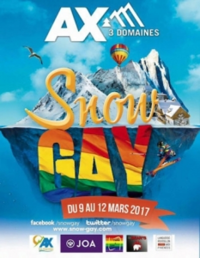 Snow Gay - AX 3 Domaines