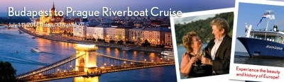 Budapest to Prague Riverboat Cruise