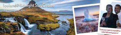 Iceland Midnight Sun Cruise