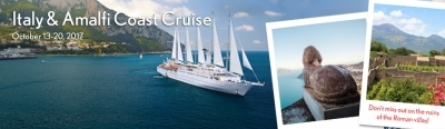 Italy & Amalfi Coast Cruise