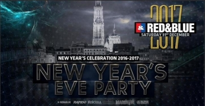 Red & Blue NYE