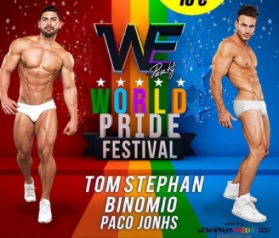 WE WORLD PRIDE FESTIVAL 2017