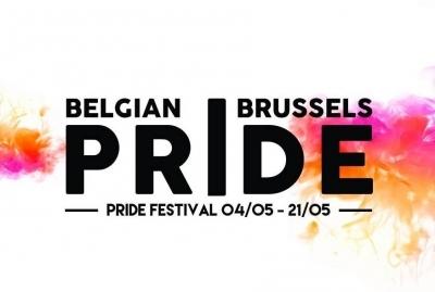 Belgian Gay Pride, Brussels
