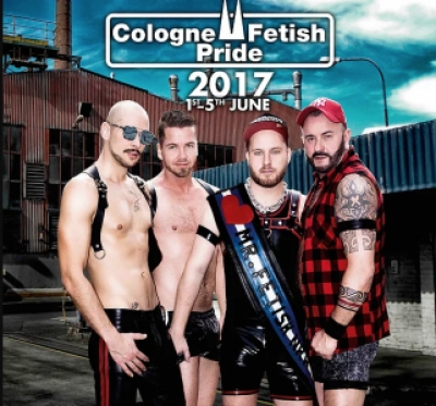 Gay Fetish Pride – Cologne