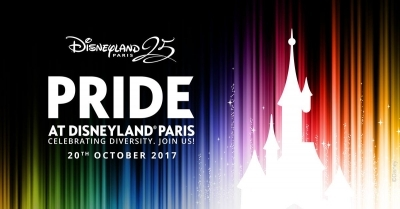 Magical Pride at Disneyland Paris