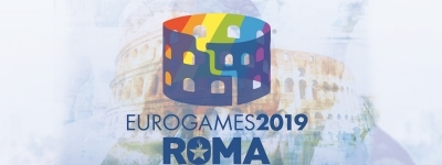Gay EuroGames 2019 Rome