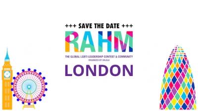 RAHM - The Global LGBTI Leadership Contest & Commu