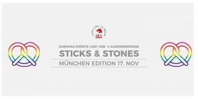 STICKS & STONES job & career fair - Munich