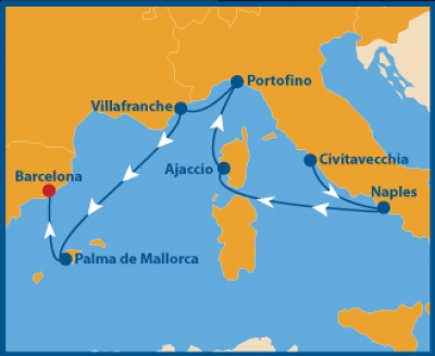 Italy & Greek Isles Cruise