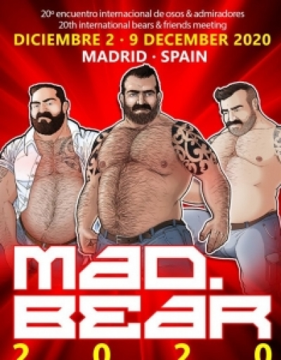 MAD.BEAR BEACH - Torremolinos